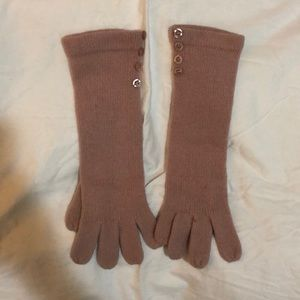 H&M Lambs Wool & Angora Gloves